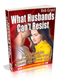 image of What Husbands Can't Resist Review By Bob Grant